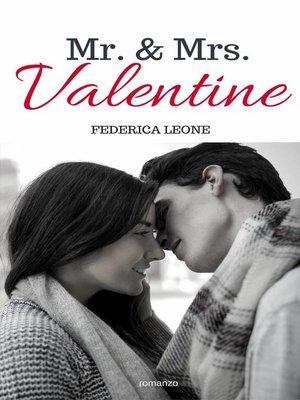 cover image of Mr. & Ms. Valentine