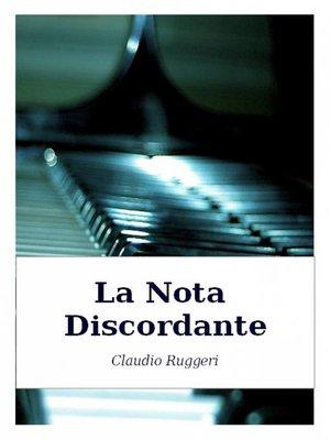 cover image of La Nota Discordante