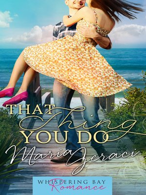 cover image of That Thing You Do