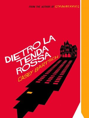 cover image of Dietro la Tenda Rossa