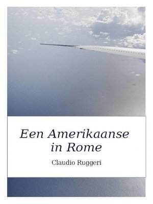 cover image of Een Amerikaanse in Rome