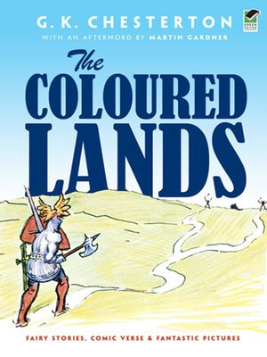 cover image of The Coloured Lands