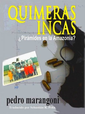 cover image of Quimeras Incas