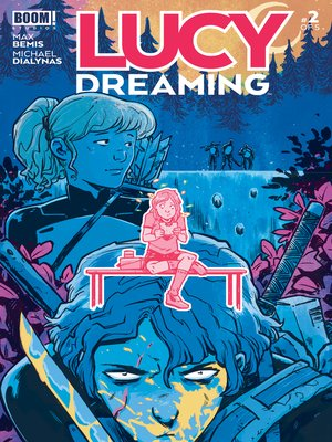 cover image of Lucy Dreaming, Issue 2