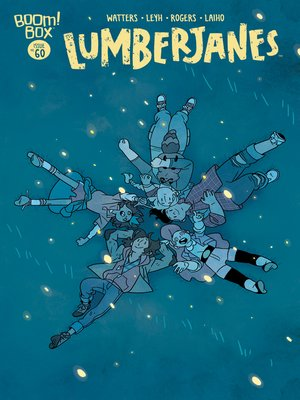 cover image of Lumberjanes (2014), Issue 60