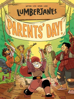 cover image of Lumberjanes, Volume 10