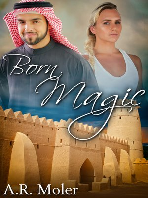 cover image of Born Magic