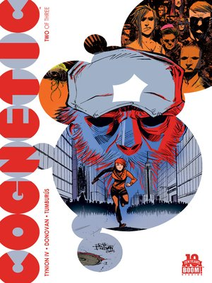 cover image of Cognetic (2015), Issue 2