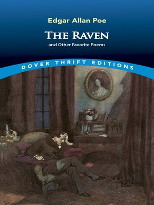 cover image of The Raven and Other Favorite Poems