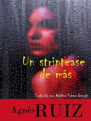 cover image of Un striptease de más