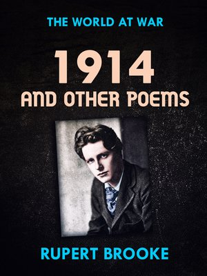 cover image of 1914 and Other Poems