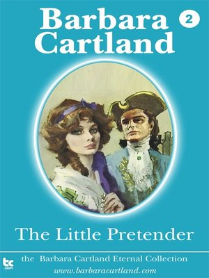 cover image of The Little Pretender