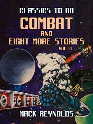 cover image of Combat and eight  more stories Vol III