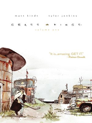 cover image of Grass Kings (2017), Volume 1