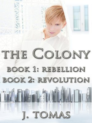 cover image of The Colony Box Set