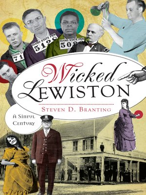 cover image of Wicked Lewiston