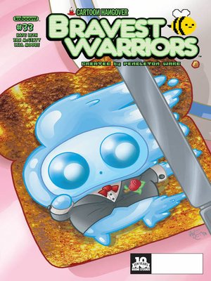 cover image of Bravest Warriors (2012), Issue 33