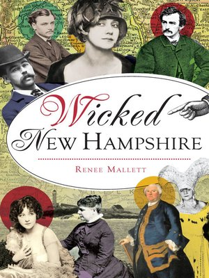 cover image of Wicked New Hampshire