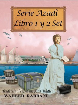 cover image of Serie Azadi Libro 1 y 2 Set