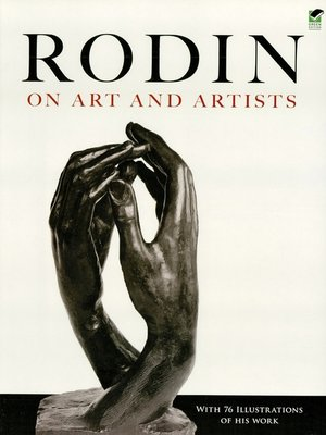cover image of Rodin on Art and Artists