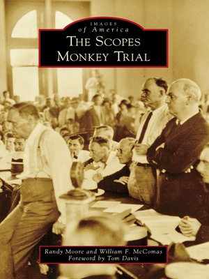 cover image of The Scopes Monkey Trial