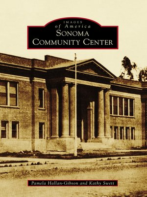 cover image of Sonoma Community Center