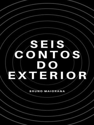 cover image of Seis Contos Do Exterior