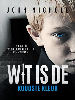 cover image of Wit is de koudste kleur