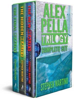 cover image of The Alex Pella Novels Boxed Set, Books 1-3