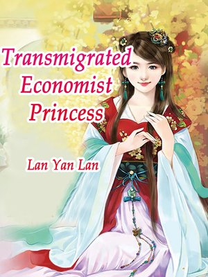 cover image of Transmigrated Economist Princess