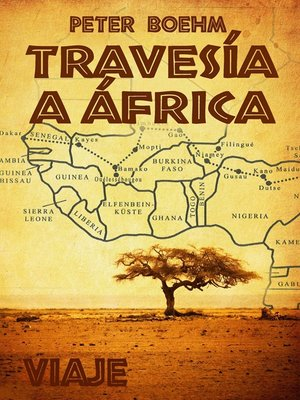 cover image of Travesía A África