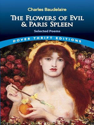 cover image of The Flowers of Evil & Paris Spleen