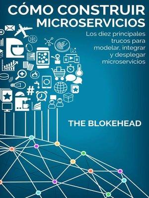 cover image of Cómo construir Microservicios