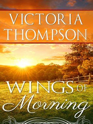 cover image of Wings of Morning