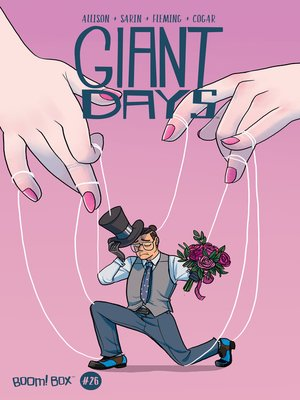 cover image of Giant Days (2015), Issue 26