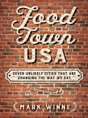 cover image of Food Town, USA