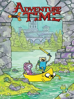cover image of Adventure Time Volume 7