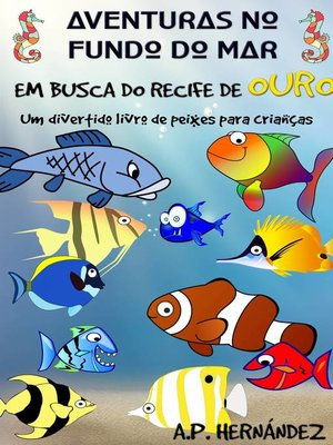 cover image of Aventuras no fundo do mar