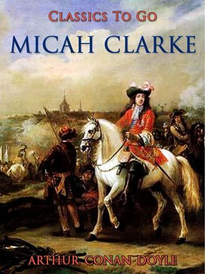 cover image of Micah Clarke