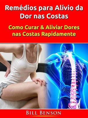 cover image of Remédios para Alívio da Dor nas Costas