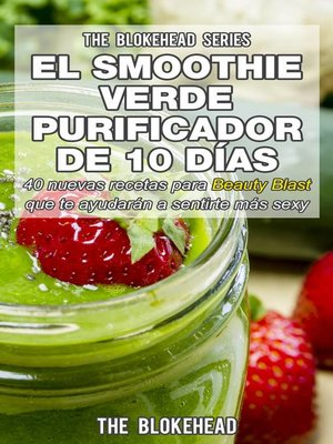 cover image of El smoothie verde purificador de 10 días