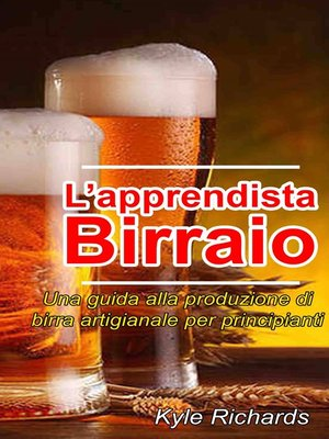 cover image of L'apprendista Birraio