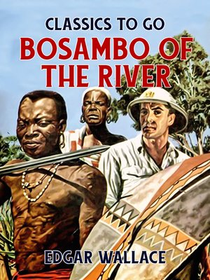 cover image of Bosambo of the River