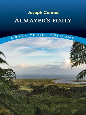 cover image of Almayer's Folly