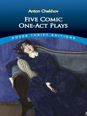 cover image of Five Comic One-Act Plays