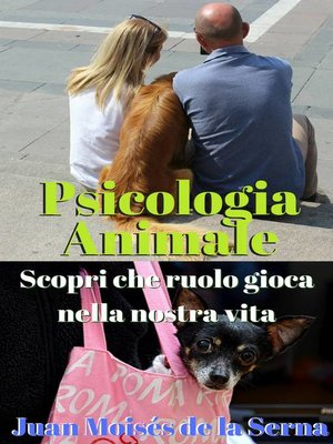 cover image of Psicologia Animale