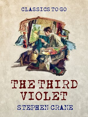 cover image of The Third Violet