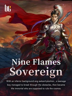 cover image of Nine Flames Sovereign