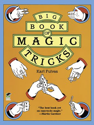 cover image of Big Book of Magic Tricks