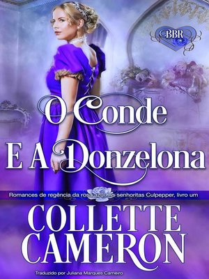 cover image of O Conde e a Donzelona